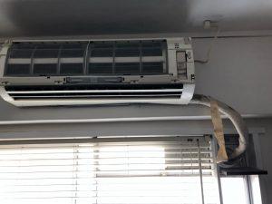 エアコンの水漏れ修理